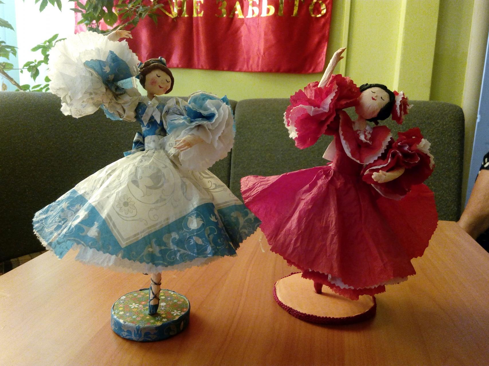 Чудо куклы своими руками